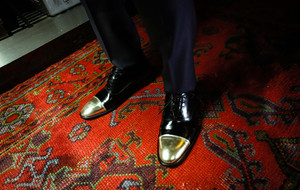 Luxury Italian Dress Shoes + Boots