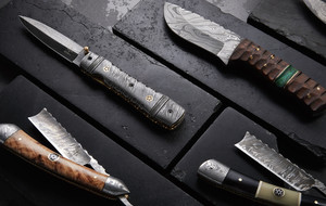 Adventurous Daggers + Axes
