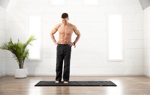 Anti-Slip Highly Absorbent Yoga Rug