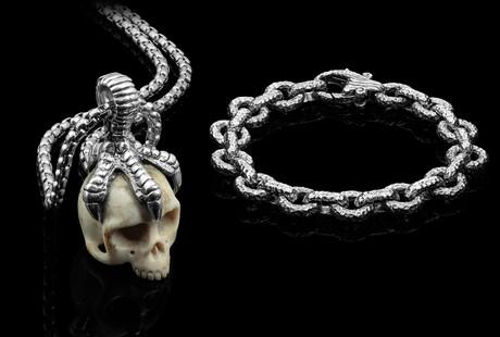 Silver + Steel Jewelry