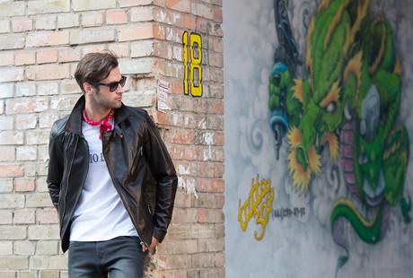 Fine Leather Jackets