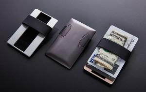 The Micro Aluminum Wallet