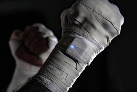 Track Your Punch Speed And Intensity