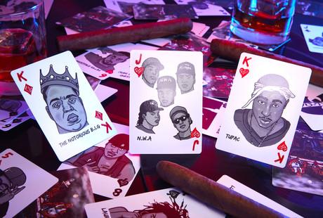 Hip-Hop Playing Cards