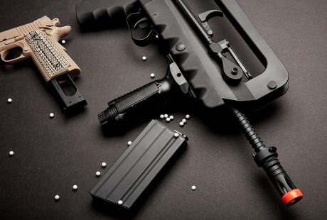 Realistic Airsoft Replica Firearms