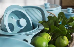Colorful Ceramic Cookware