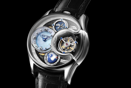 Captivating Tourbillon Watches