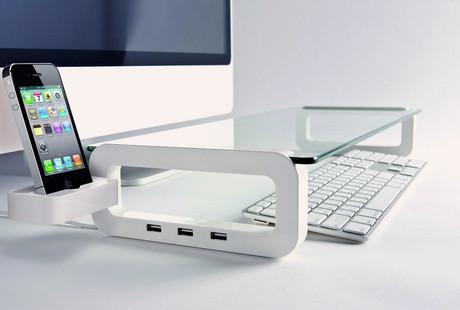The Smart + Sleek Computer Station