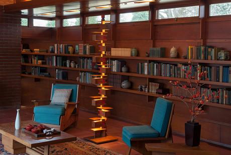 Lighting Designed By Frank Lloyd Wright