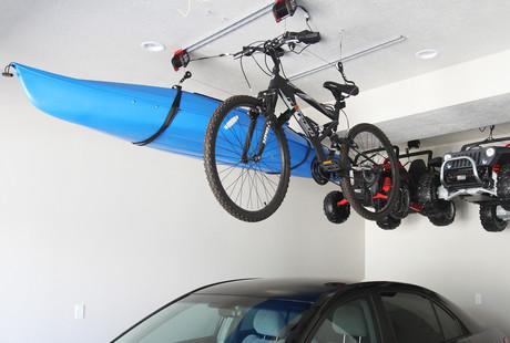 Smart Garage Storage Solutions
