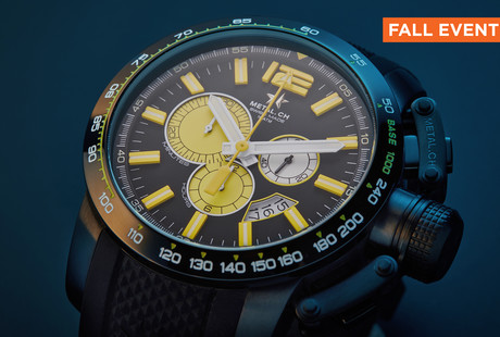 Top Timepieces, Slashed Prices