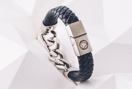 Mythology-Inspired Bracelets + Rings