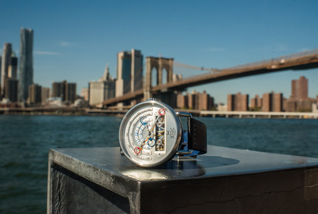 Unusual Mechanical Wristwatches