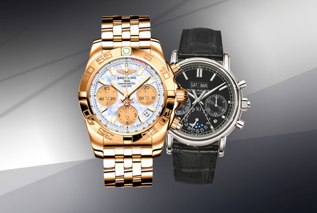 Up to 50% Off Rare Watches