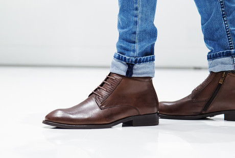 American-Made Dress Shoes