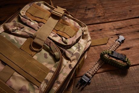 Tactical Bags & Bracelets