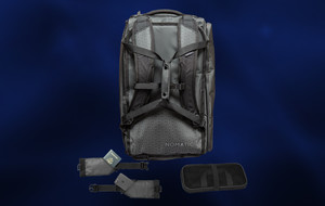 The Incredibly Functional Travel Bag