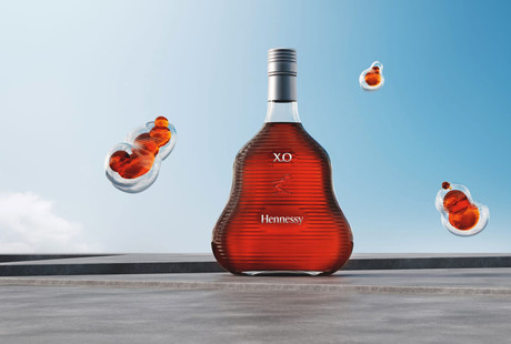 Limited Edition X.O. Bottles by Marc Newson