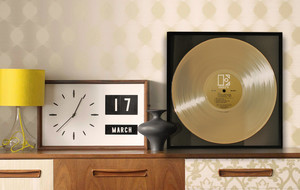 Gold Commemorative Records
