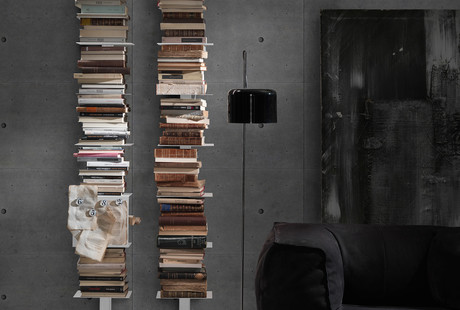 The Unusual, Industrial Bookcase