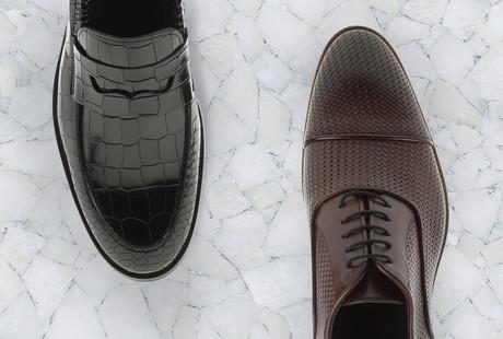 Simple Dress Shoes
