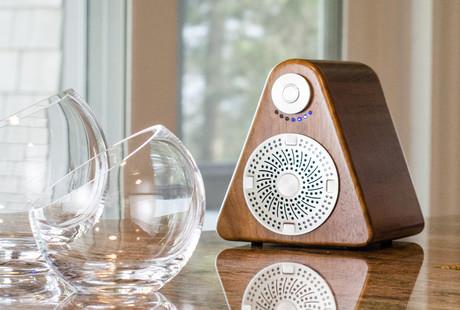 Vintage-Inspired Bluetooth Speakers