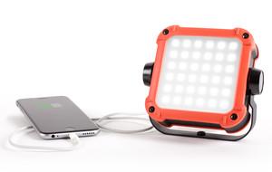 FLUX LED Outdoor Light & Powerbank