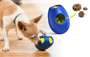 Time Release Snack Toy For Dogs