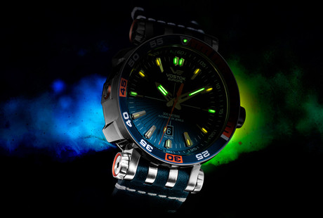 Adventurous Tritium Watches