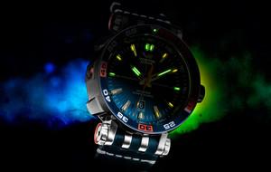 Adventurous Tritium Watches