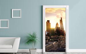 Contemporary Wall & Door Decals