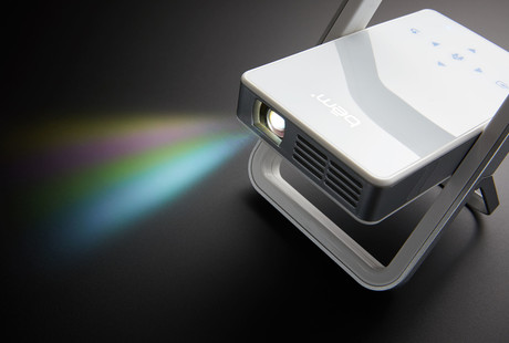 Touch of modern modern products styles for Compact hd projector