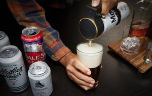 Handheld Beer Foamer