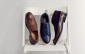 Versatile Leather Shoes
