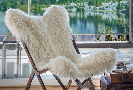 Fur Chairs