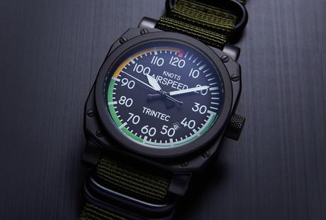 Minimalist Pilot Watches