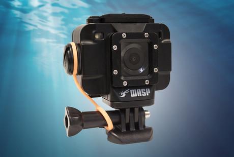 Waterproof Wi-Fi Enabled Camera