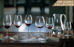The Vinum Glassware Collection