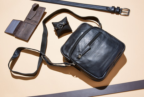 Fine Leather Wallets, Bags, & Jewelry