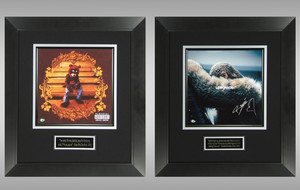 Authentic Signed Music Memorabilia