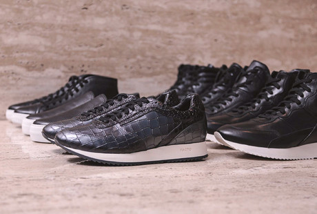 Leather Sneakers Handmade In Tuscany