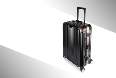 Tough + Secure Aluminum Luggage