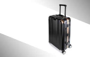 Tough + Secure Aluminum Luggage