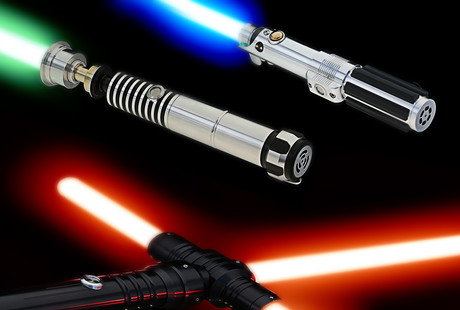 Lightsabers From Forging Experts