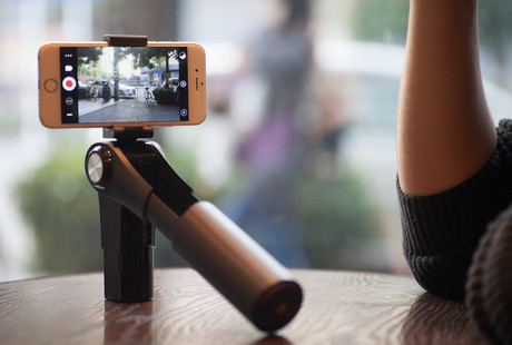 The Portable Phone Camera Stabilizer