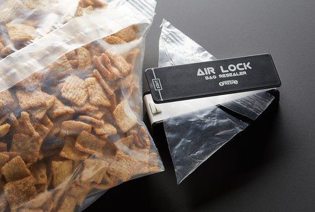 Air Lock Bag Resealer