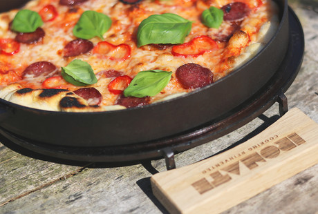 Cook Pizza Anywhere