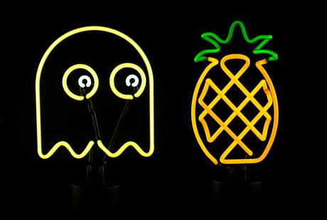 Miniature Neon Lights