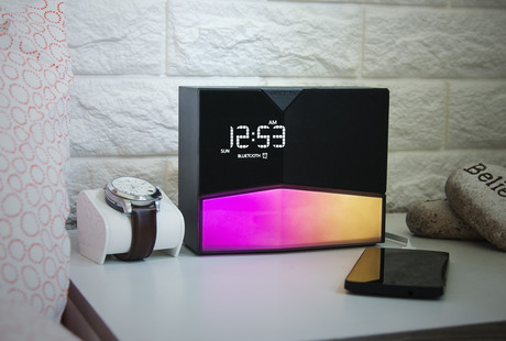 The Intelligent Glow Clock
