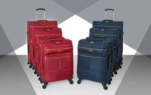 The Modular Luggage System